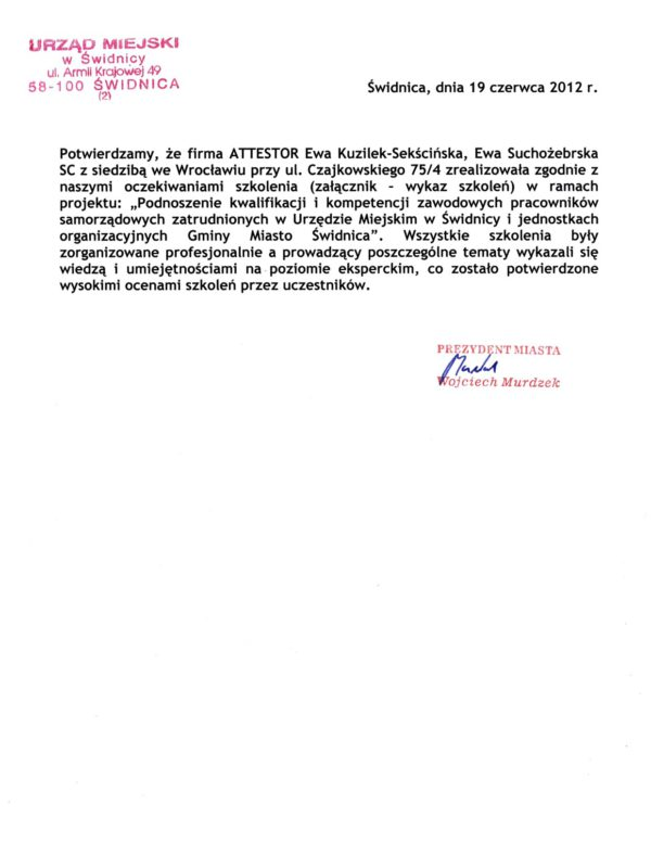 Referencje_UM_w_Swidnicy